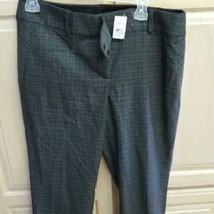 Ann Taylor Loft cropped trousers